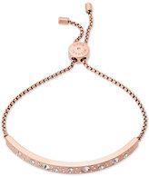 Michael Kors Pavandeacute; Bar Slider Bracelet