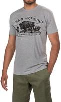 Hippy-Tree HippyTree Ground T-Shirt - Cotton Blend, Short Sleeve (For Men)