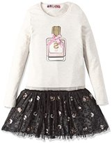 Desigual Girl's Vest_Maputo Dress - - 152 (Manufacturer size: 11/12 years)