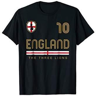 Vintage England Jersey Shirt Football Soccer Fan Gift