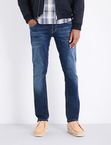 Nudie Jeans Grim Tim slim-fit skinny jeans