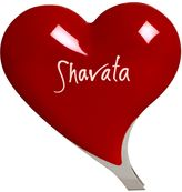 Shavata Red Heart Tweezer