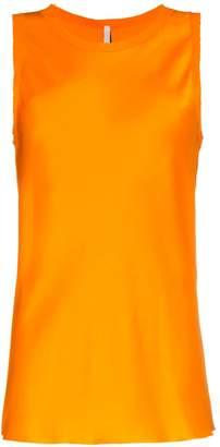 Poiret sleeveless vest top