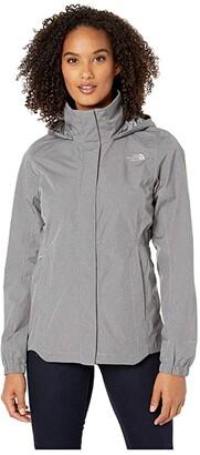 The North Face Resolve Parka II (TNF Medium Grey Heather) Women's Coat