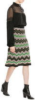M Missoni Skirt with Cotton and Wool