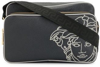 Versace Medusa-motif shoulder bag