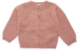 Bonton Wool-Blend Cardigan (6-36 Months)