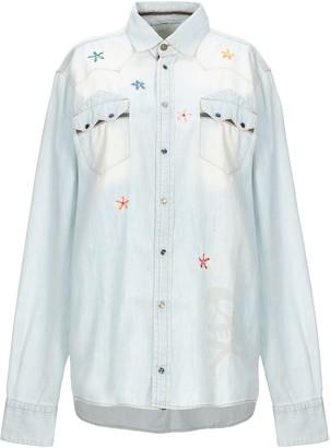 Reign Denim shirts - Item 42765040PE