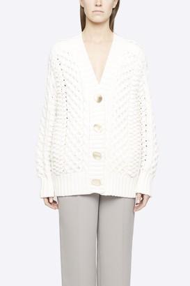 3.1 Phillip Lim Cable Knit Cardigan