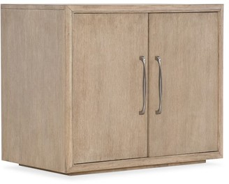 Pottery Barn Danielle Two Door Cabinet