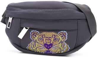 Kenzo tiger motif belt bag
