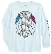 Hurley Boy's All Aboard Graphic Long Sleeve T-Shirt