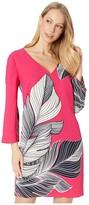 Trina Turk Journey Dress (Pink) Women's Dress