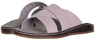 Chaco Wayfarer Slide (Mauve) Women's Shoes