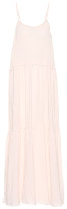 ATM Anthony Thomas Melillo Cotton maxi dress
