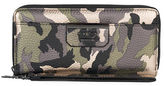 Guess Bobbi Camouflage Continental Wallet
