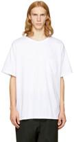 Facetasm White Big Rib T-shirt