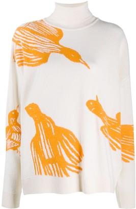 Christian Wijnants Kamba turtle neck sweater
