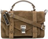 Proenza Schouler PS1 tiny satchel - women - Calf Leather - One Size
