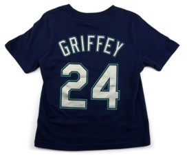 Nike Seattle Mariners Ken Griffey Jr. Toddler Name and Number Player T-Shirt