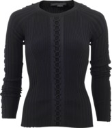 Alexander Wang Lace Up Pullover