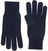 Lacoste Green Croc Cashmere Jersey Gloves