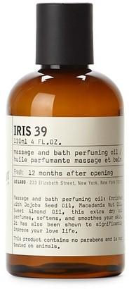 Le Labo Iris 39 Body Oil