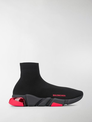 Balenciaga Speed clear-sole sneakers