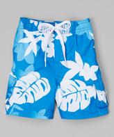 Kanu Surf Royal Voyage Swim Trunks - Infant Toddler & Boys