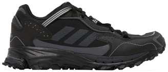 adidas Black Response Hoverturf GF6100AM Sneakers