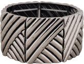Asymmetrical Stripes Bracelet