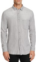 Rails Colton Gray Chambray Slim Fit Button Down Shirt