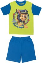 Cartoon Character Products Boys Paw Patrol Pyjamas Chase 'Here to Help' Shortie Set