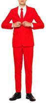 Opposuits Slim-Fit Red Devil Suit