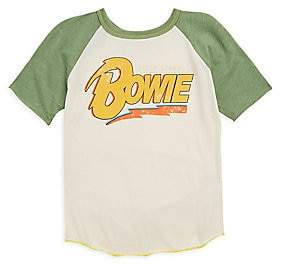 Rowdy Sprout Little Boy's & Boy's David Bowie Top