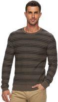 Marc Anthony Men's Slim-Fit Striped Cashmere-Blend Sweater