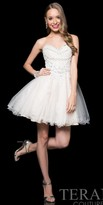 Terani Couture Diana Sweetheart Prom Dress