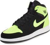 Jordan Nike Boys Air 1 Retro High GG Leather Size 8Y