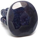 Lola Rose Bohemian express ring french navy quartz