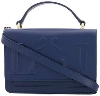 L'Autre Chose Tracollia mini top-handle bag
