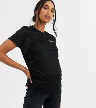 ASOS 4505 Maternity icon train t-shirt