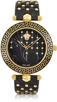 Versace Vanitas Black Women's Watch
