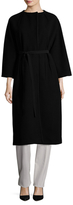 Narciso Rodriguez Double Face Wrapped Coat