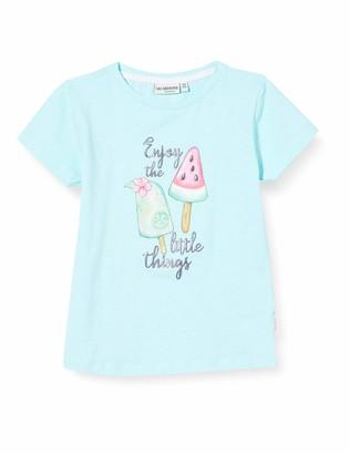 Salt&Pepper Salt & Pepper Girl's EIS Druck Mit Glitzerdruck T-Shirt