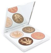 Chantecaille The Coral Reefs Palette: 2x Eyeshades, 1x Eyeliner, 1x Cheek Color 12g/0.42oz by