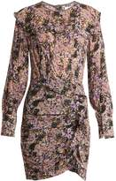 Etoile Isabel Marant Jirvana floral-print chiffon dress