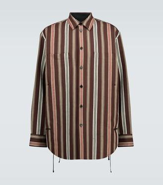 Jil Sander Striped jacket