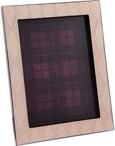 "Barneys New York Basket-Weave 5"" x 7"" Picture Frame"