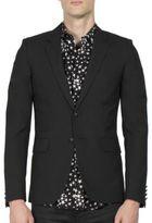 Saint Laurent Slim-Fit Wool Jacket