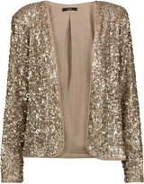 Tart Collections Dominique sequined georgette blazer